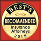 Best's Recommended Insurance Attorneys-2015